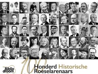 Honderd historische Roeselarenaars