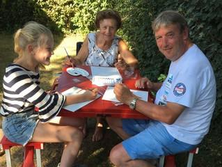 De route naar Compostella - update 4 (19/08-25/08)