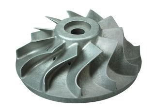 3D printed & Casting impeller
