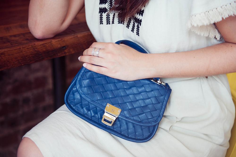 Gracie Woven Bag