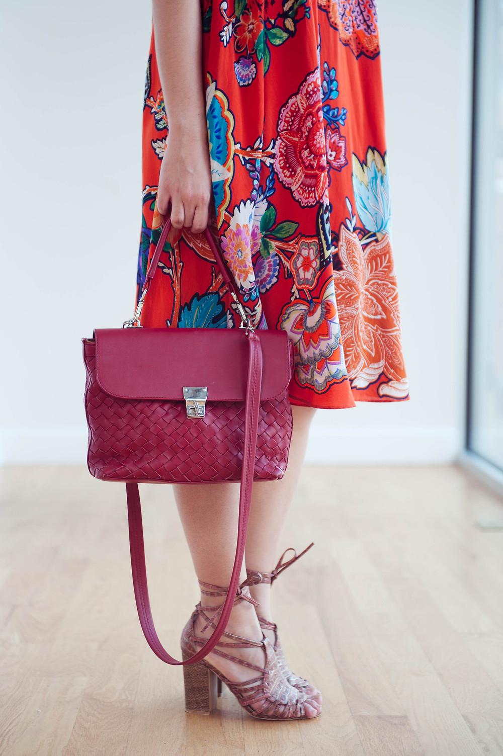Suki Woven Bag