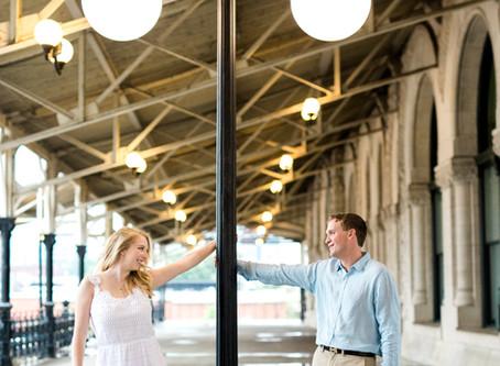 Nashville Engagement Photoshoot