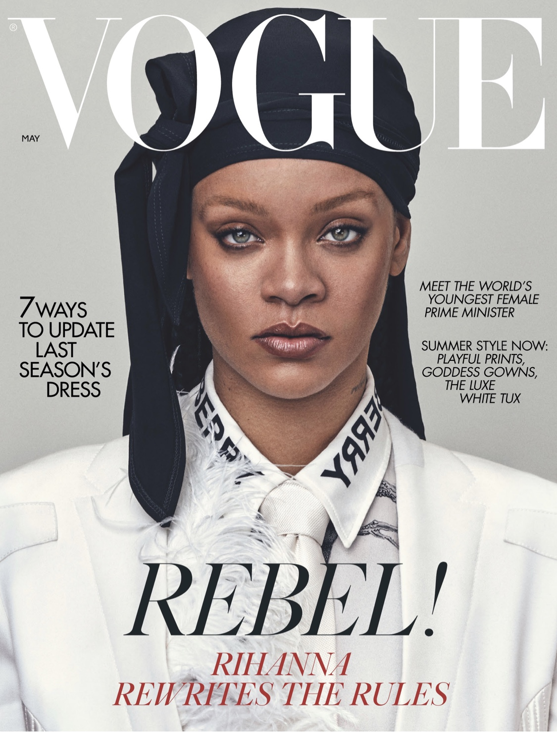 British Vogue May 2020 Issue