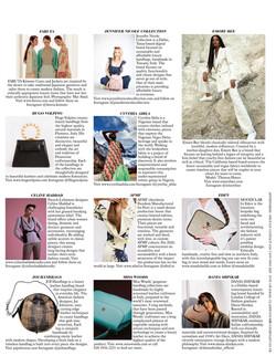 British Vogue May 2020 Issue Designer Profile