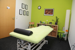Physio Behandlungsraum