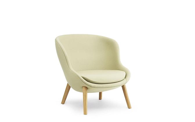 NORMANN COPENHAGEN Hyg Lounge Chair Low