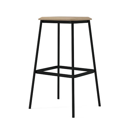 BOLIA Facet Bar Stool