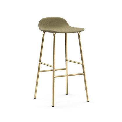 NORMANN COPENHAGEN Form Barstool Full Upholstery 65 cm