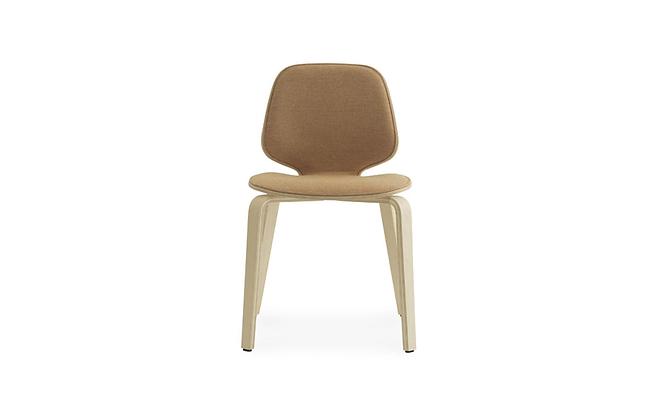 NORMANN COPENHAGEN My Chair Front Upholstery Natural leg