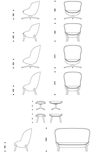 HYG tooli kasutatakse nii kontoris kui teraapia- ja nõustamisruumides.