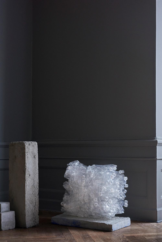 BERGO polüesterkanga tootmisel on kasutatud ümbertöödeldud plastpudeleid.