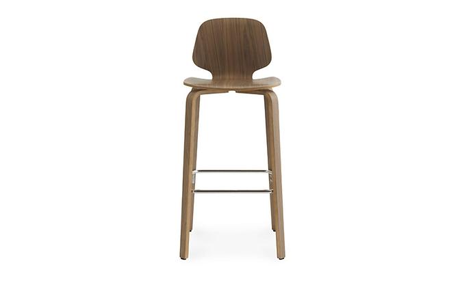 NORMANN COPENHAGEN My Chair Barstool Natural Wood