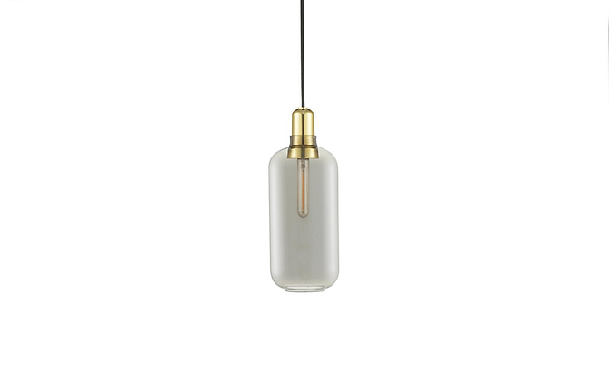 NORMANN COPENHAGEN Amp Lamp Large EU brass