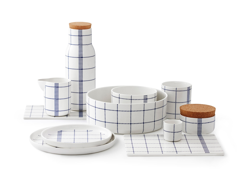 Mormor sarja tooted on inspireeritud vanaema köögilinikutest.