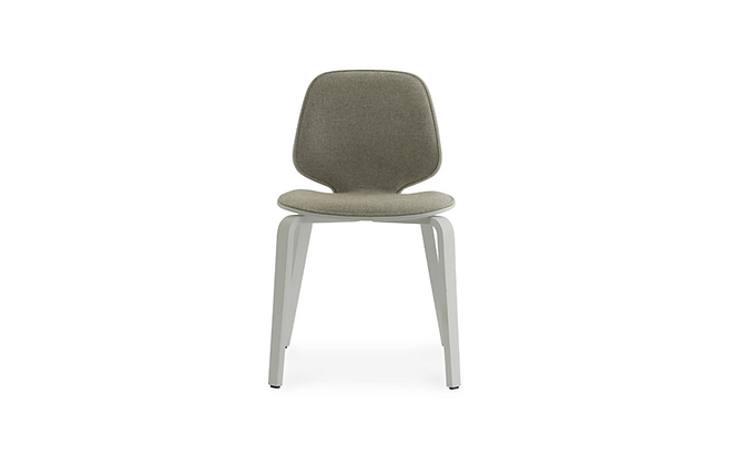 NORMANN COPENHAGEN My Chair Front Upholstery painted legs