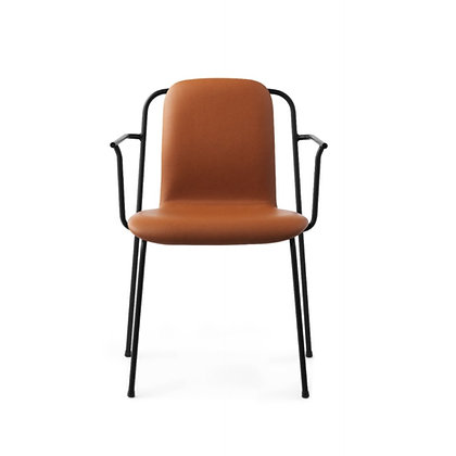 NORMANN COPENHAGEN Studio Armchair Front Upholstery