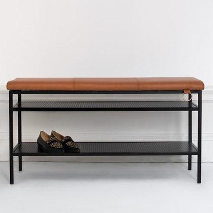 MAZE Nancy Bench/Shoe shelf
