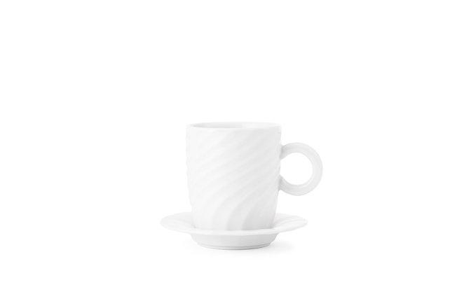 NORMAN COPENHAGEN Twist cup set 4 pcs