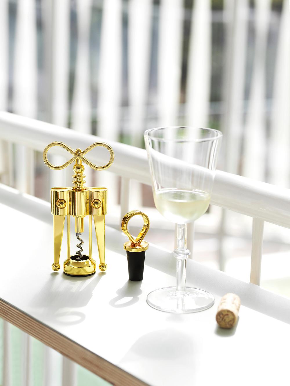 PORTER veinipudeliavaja on eksklusiivne kingitus veinisõbrale