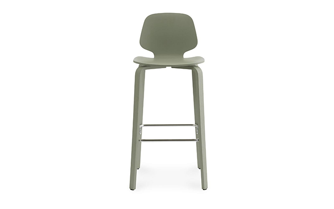 NORMANN COPENHAGEN My Chair Barstool Painted Wood