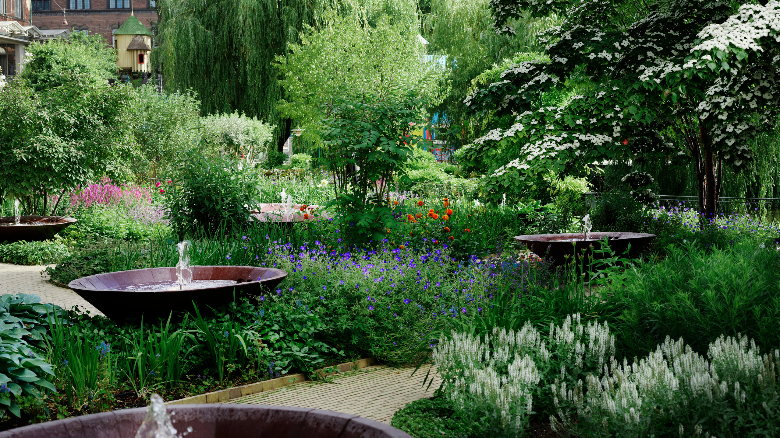 Tivoli aia imeline veemaailm