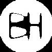 Logo circle_Bent Hansen_white.png
