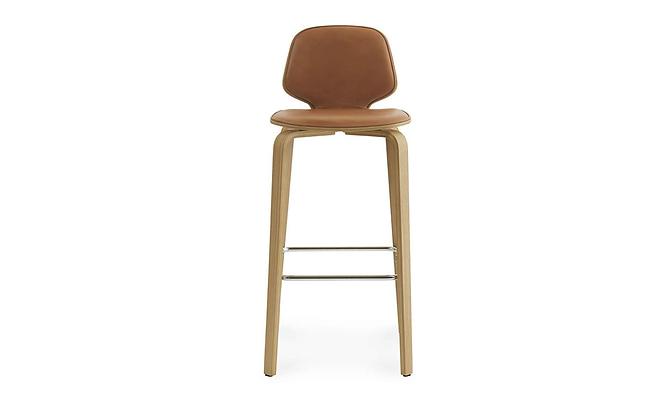 NORMANN COPENHAGEN My Chair Barstool Full Upholstery