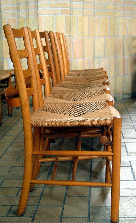 Grundtvig´i kiriku toolid Curch on osa taani disainiklassikast.