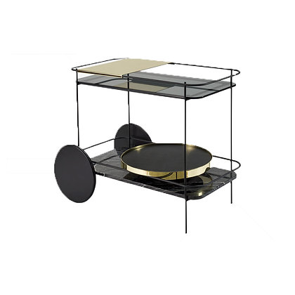BOLIA Camillo Bar trolley