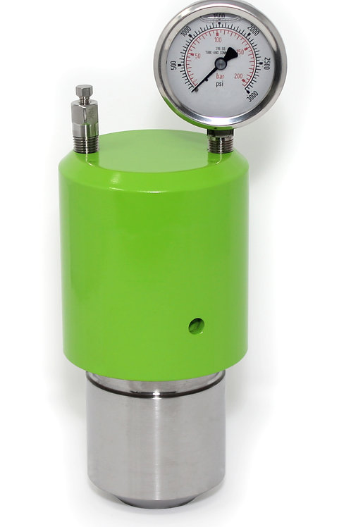 Pressure Retaining Cover - for Mechanical Access Fitting