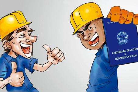 Trabalho: Autorização a estrangeiro