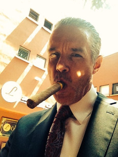 Me and a Stogie