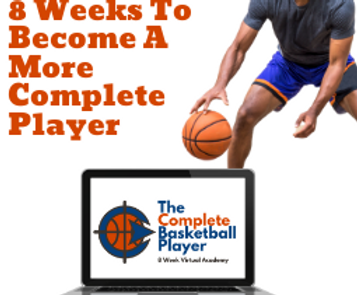CBP 8 Week Virtual Basketball Academy
