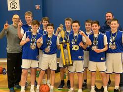 USSSA 7th Grade Boys Championship Pictur