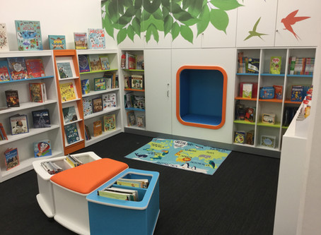 Check out our brand new KS1 library!