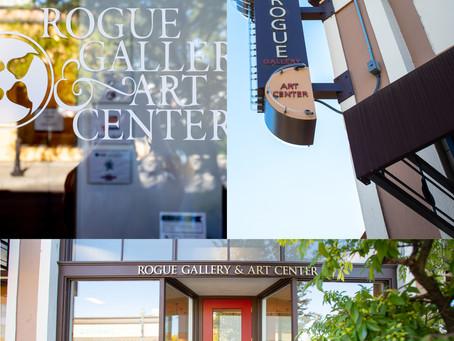 Rogue Art Gallery