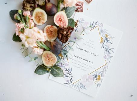 Garden wedding in Ashland Or