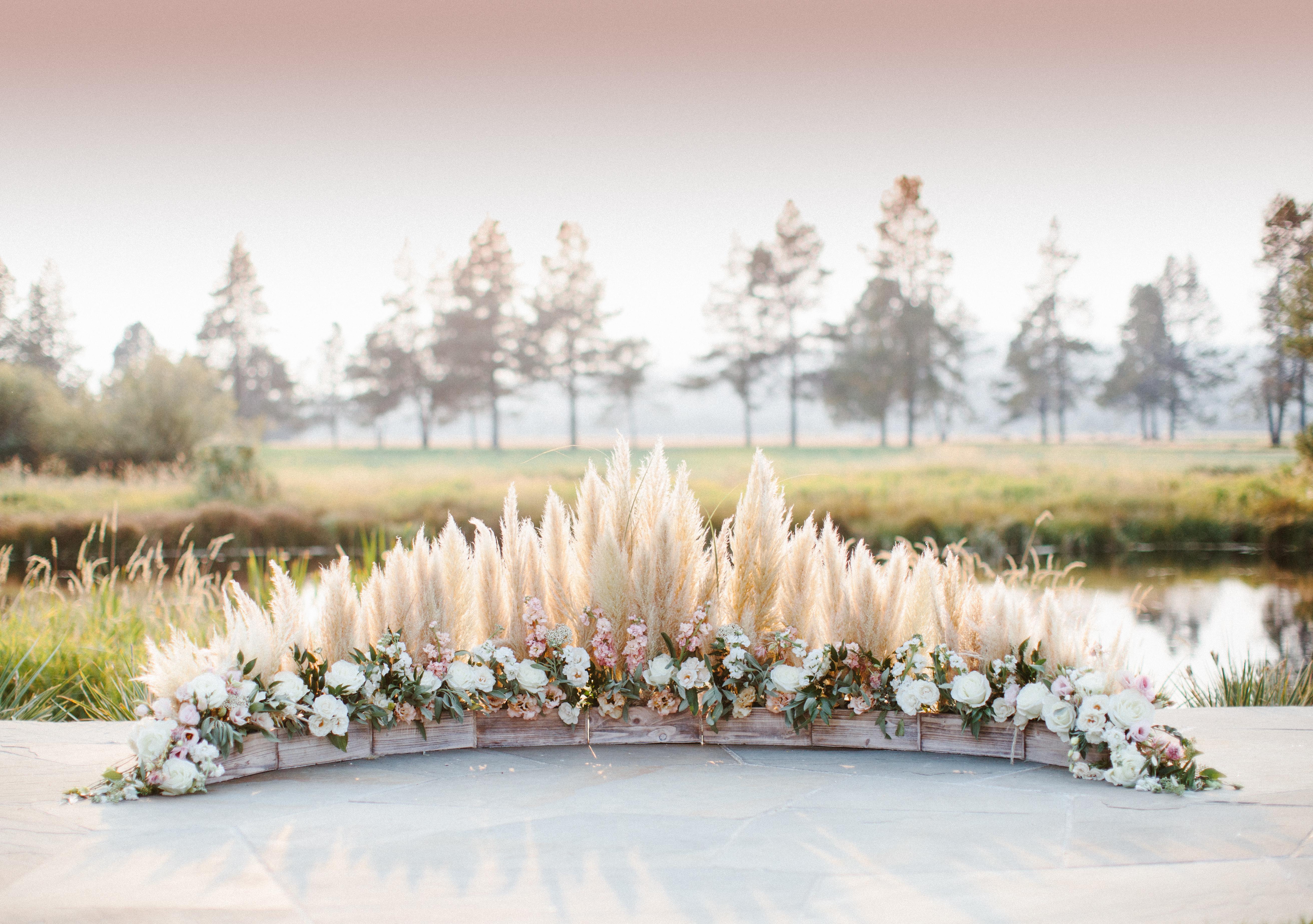 wedding in sunriver
