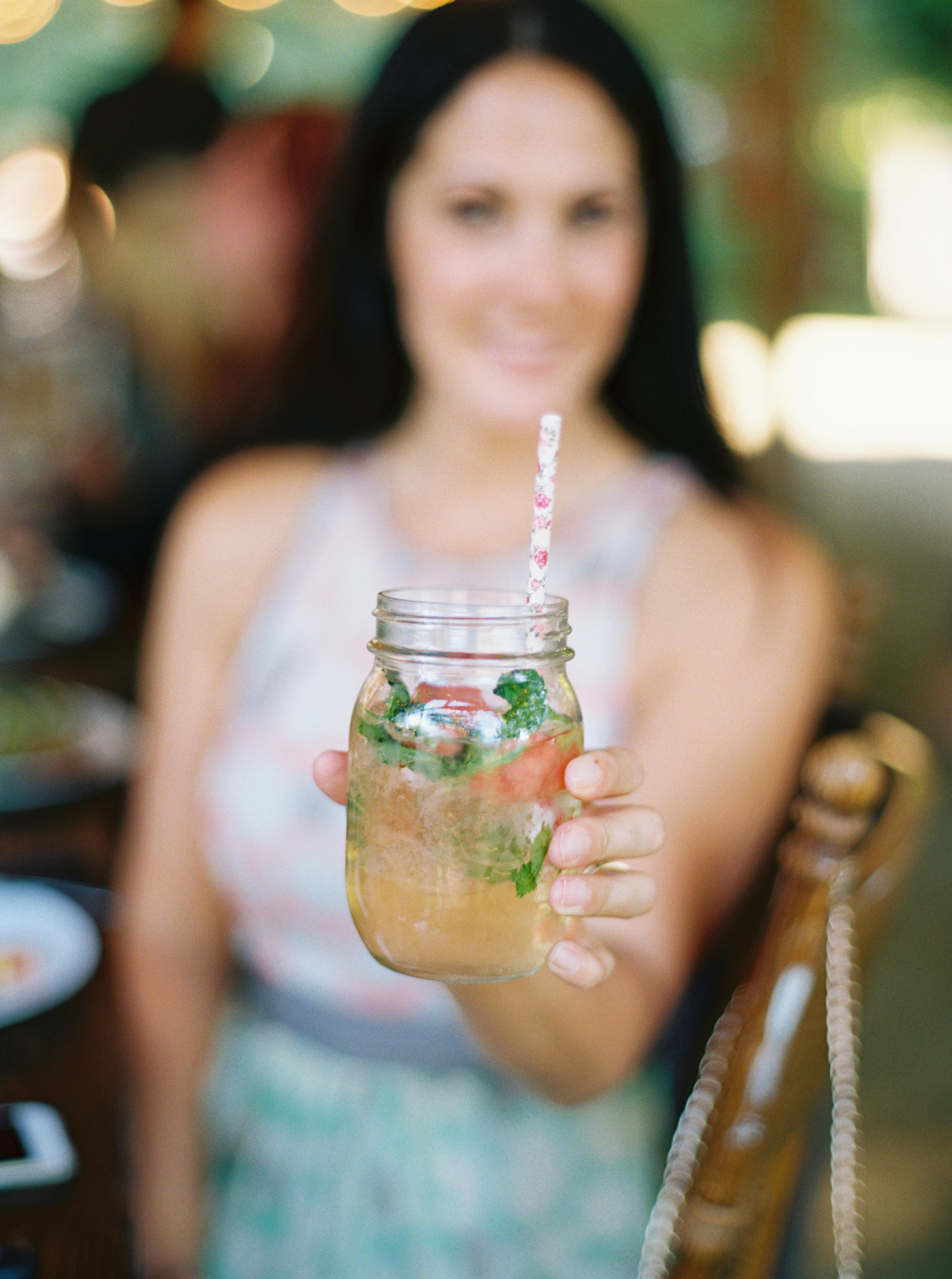 signature wedding drink