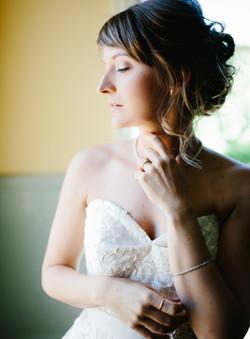 formal bridal photos