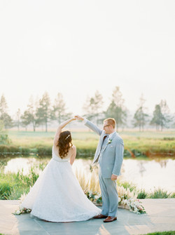 wedding photographer sunriver oregon
