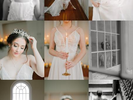 Athena Ballet inspired shoot