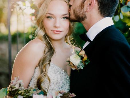 Fall Wedding in Southern Oregon