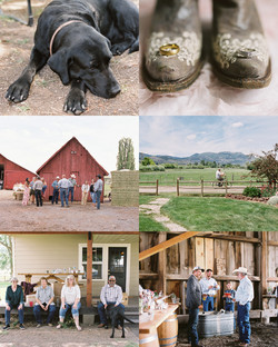 barn weddings in california