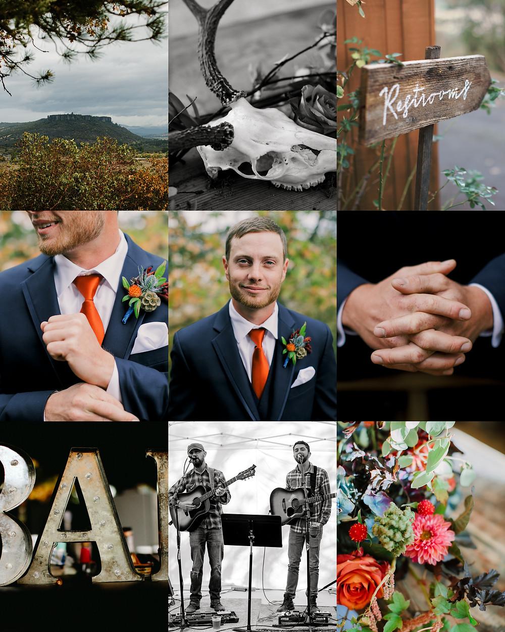 wedding planning in southern oregon