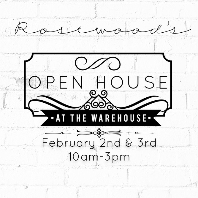 Rosewood Vintage Open House
