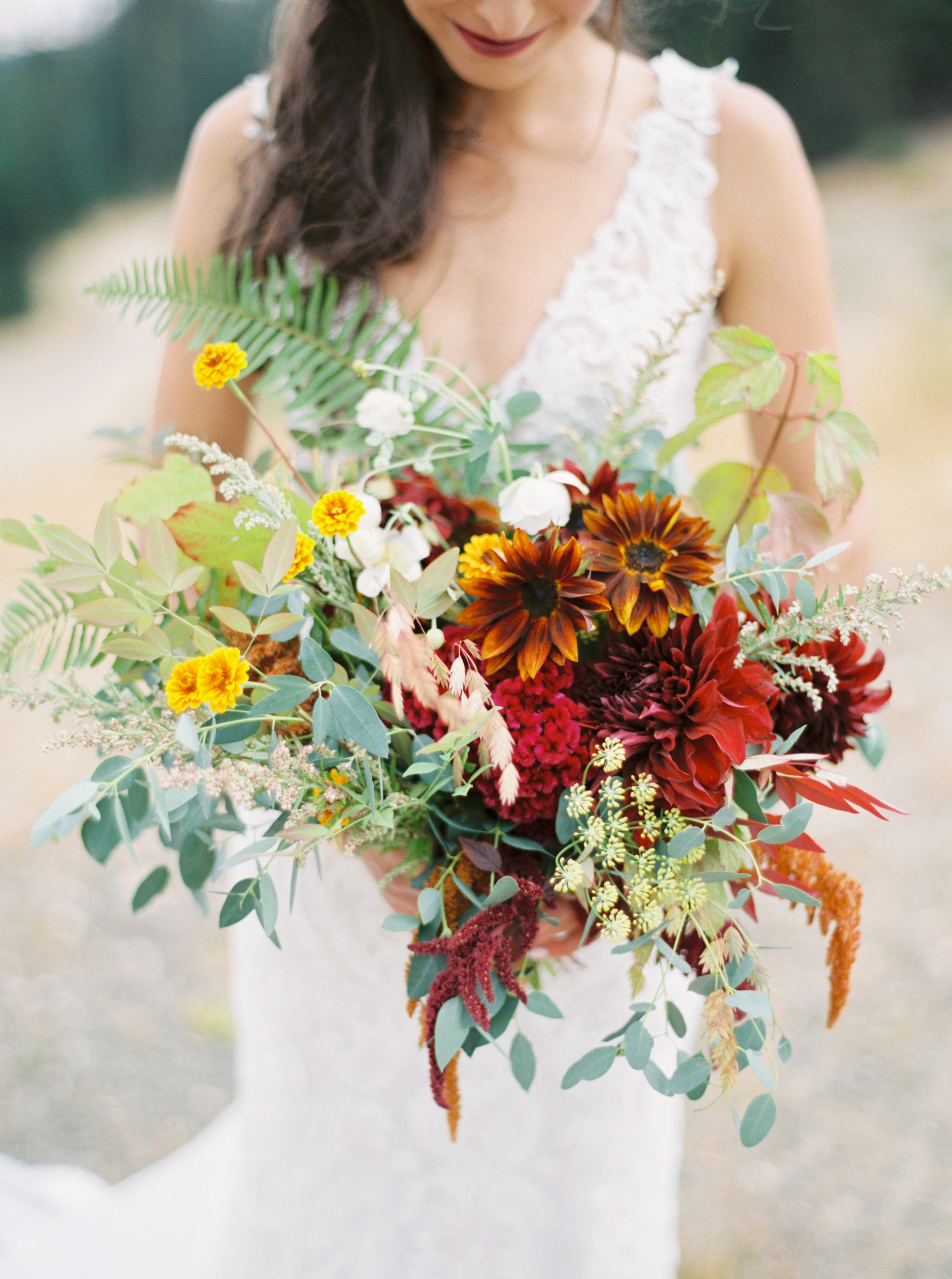 wedding florists in southern oregon