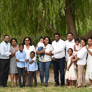 Ruwanga's Family