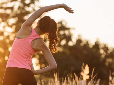 4 Amazing Ways That Stretching Helps Your Overall Health