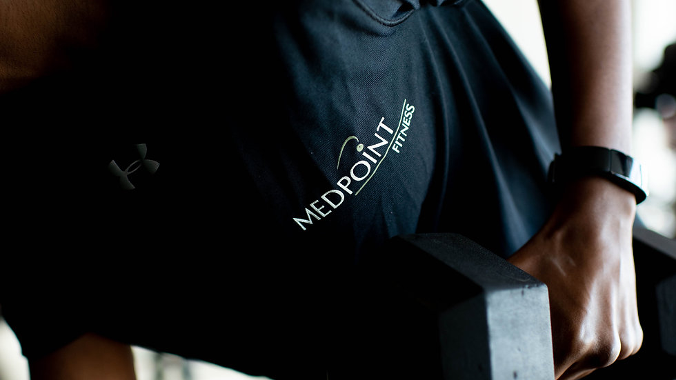 Medpoint Fitness - Underarmour T-Shirt